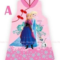 HOT SALE Dress anak Baju Cheongsam Imlek Frozen 7 - 12 th Terjamin