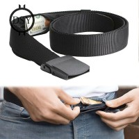 Travel Security Belt Invisible Money Pouch Money Wallet Pockets