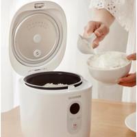 OCOOKER Mini Rice Cooker 1.2L Intelligent Electric
