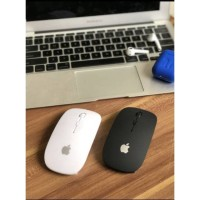 WIRELESS MOUSE APPLE SLIM 2.4GHz FOR MACBOOK LAPTOP NOTEBOOX