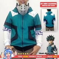 Jaket Anime Boku no Hero Academia My Hero Academia Midoriya Izuku Suit