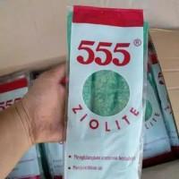 Media Filter Kolam Akuarium Arang/Karbon Aktif Batu Ziolite merk 555 P