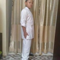 Baju Koko Anak Putih Seragam Sekolah
