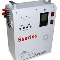 Paket Pembangkit Listrik Tenaga Surya PLTS 500W 220V Solar Generator