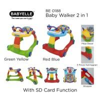 Baby Walker Babyelle BE 0188