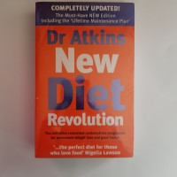 Dr Atkins New Diet Revolution
