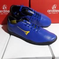 Sepatu futsal terbaru ardiles original Blue/biru size 38-43