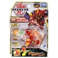 Takara Tomy Bakugan Battle Planet Baku 024 DX - Cyndeous Red