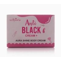 Skinest Clinic Anti Black Cream Aura Shine Body Skines Clinik Krim