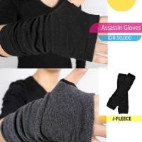 HOT SALE Assassin gloves - Hitam Terjamin