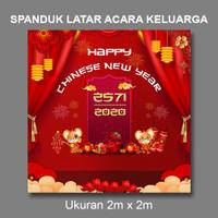 Spanduk Banner Ucapan Tahun Baru Chinese New Year Imlek