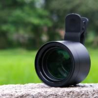 Lensbong Tele-Fix-Macro all in one lensa smartphone dan ponsel univ
