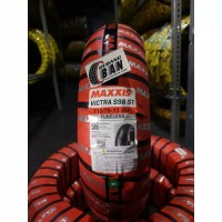 Maxxis victra 110 / 70 - 13 nmax dual compound ban motor