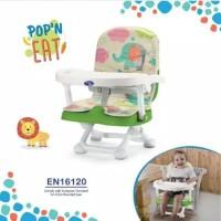 BO02A BO02B Babysafe Booster Set (Kursi Makan Bayi Baby Safe)
