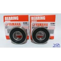 Laher / Bearing Roda Depan, Belakang Scorpio, RX King, R15. Genuine