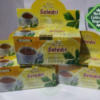 Teh Herbal Daun Seledri untuk menurunkan gejala darah tinggi