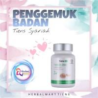 Tiens Penggemuk Badan / Zinc Capsules / by Herbalmart Tiens