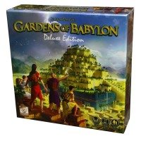 Gardens of Babylon Deluxe Version Board Game - TBG
