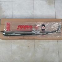 Knalpot Honda Astrea Grand Bulus Impressa Legenda Ori Federal Astra