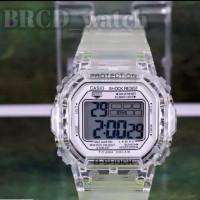 jam tangan Cassio G-SHOCK transparan
