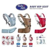 Baby Safe Gendongan Hip Seat New Born To Toddler