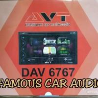 Terbaru Headunit Ddin Gps Navigation Avt Dav 6767 Original