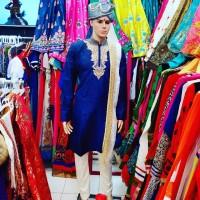 Baju India Pria Kurta Sherwani Baju Koko Pakistan