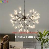 SL869-36 LAMPU GANTUNG HIAS FIREFLY VINTAGE RETRO LED 54 WATT BK