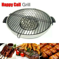 Roaster Grill Happy Call Diameter 32Cm Magic Roater Grill panggangan