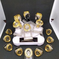 Ring Batu Mulia Batu Akik Alpaka Super Kombinasi Kuning Emas