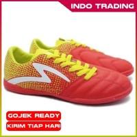 Sepatu Futsal Specs Equinox In Emperor Red Fresh Yellow Original li