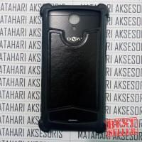 Anti Crack Advan S5E 4GS Soft Case Anti Crack Kompatibel Hitam
