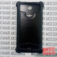 Anti Crack Advan S5E 4G Soft Case Anti Crack Kompatibel Hitam