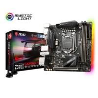 Msi Z370 Gaming Pro Carbon Socket 1151 Coffeelake Motherboard