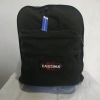 Vintage Eastpak Bottom Leather Backpack Original