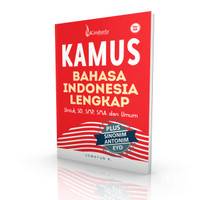 KAMUS BAHASA INDONESIA LENGKAP (PLUS SINONIM ANTONIM EYD)