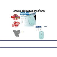 Mouse Wireless prolink PMW6007