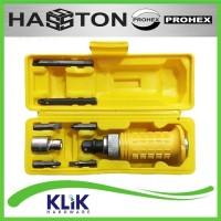 Hasston Prohex Obeng Ketok Set 6 Pcs - Impact Screwdriver 2582-600