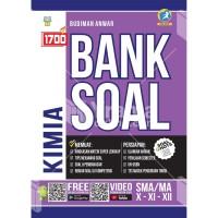 Buku 1700 Bank Soal Kimia SMA/MA K13revisi, Yrama Widya