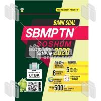 BUKU BANK SOAL SBMPTN SOSHUM SUKSES MENGHADAPI SBMPTN 2020