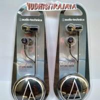 Audio Technica ATH CLR100 Earbuds Original Headset