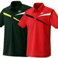 Polo shirt-Tshirt-Kaos Kerah OLAHRAGA YONEX Keren