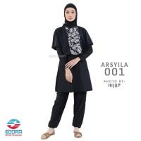 Baju Renang Muslimah Muslim Wanita Perempuan Dewasa Edora Arsyila
