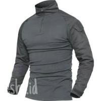 Kaos Combat Tactical Outdoor BDU Shirt Lengan Panjang
