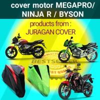 Cover motor /sarung motor Sport - Kuning