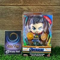 HOT TOYS HT COSBABY COSB655 DOCTOR STRANGE WITH PORTALS ENDGAME