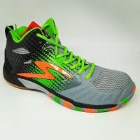 BEST SELLER Sepatu olahraga specs quicker mid granite green original