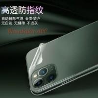 Hydrogel Anti Gores Jelly Depan Belakang Glare IPhone 11 Pro Max Set