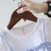 New Babyfit Br1 Baju Dress Aprone Mini Dress Baju Anak Perempuan