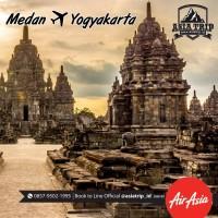 Tiket Promo Medan - Yogyakarta PP